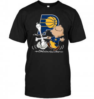 Charlie Brown & Snoopy: Indiana Pacers