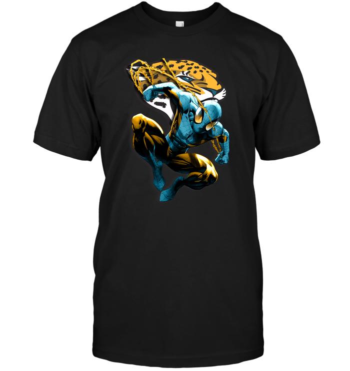 Spiderman: Jacksonville Jaguars
