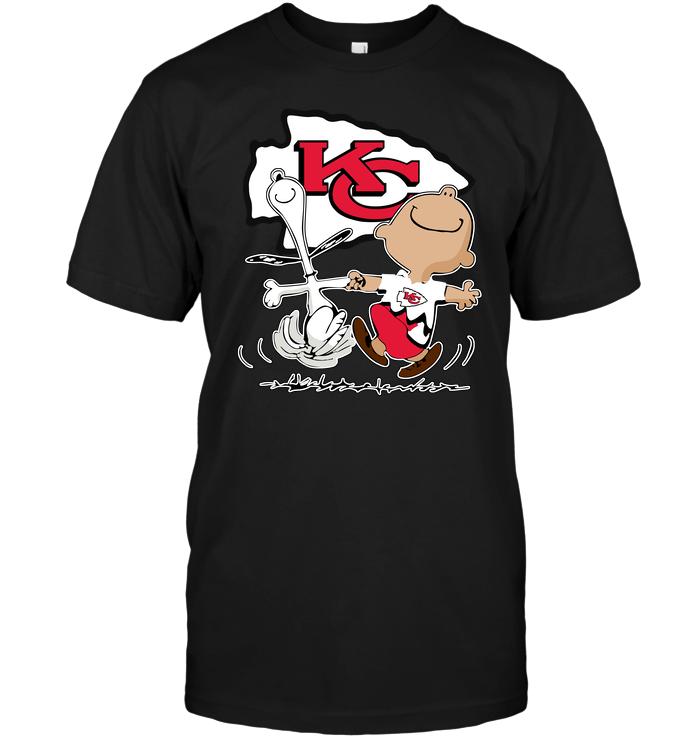 Charlie Brown & Snoopy: Kansas City Chiefs