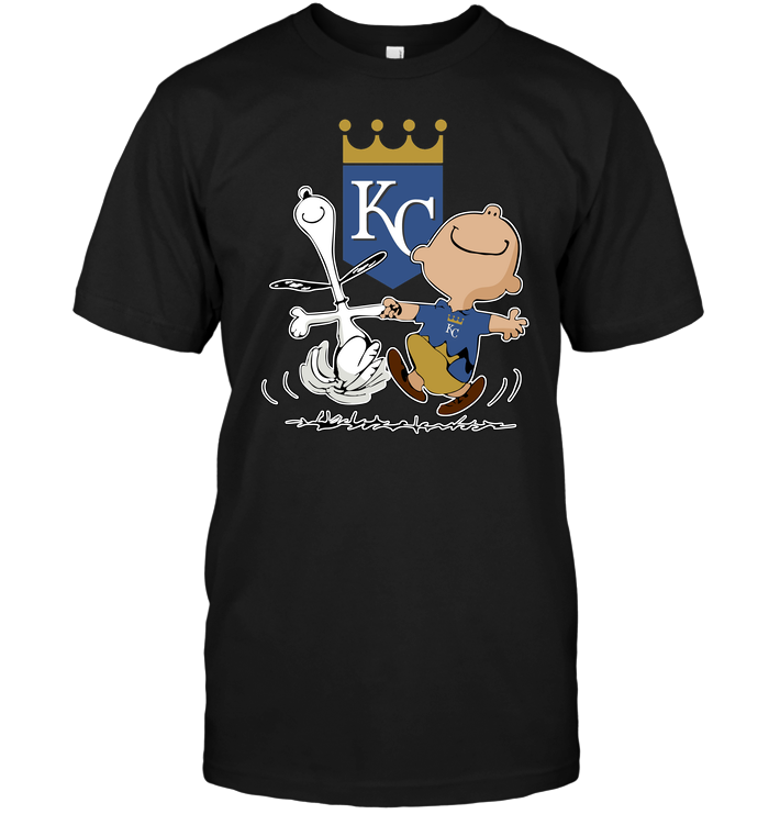 Charlie Brown & Snoopy: Kansas City Royals