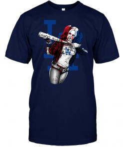 Harley Quinn: Los Angeles Dodgers