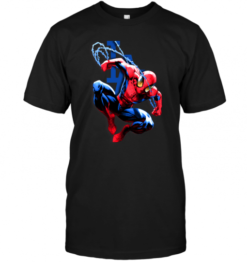 Spiderman: Los Angeles Dodgers