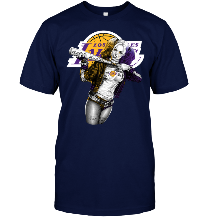 Harley Quinn: Los Angeles Lakers