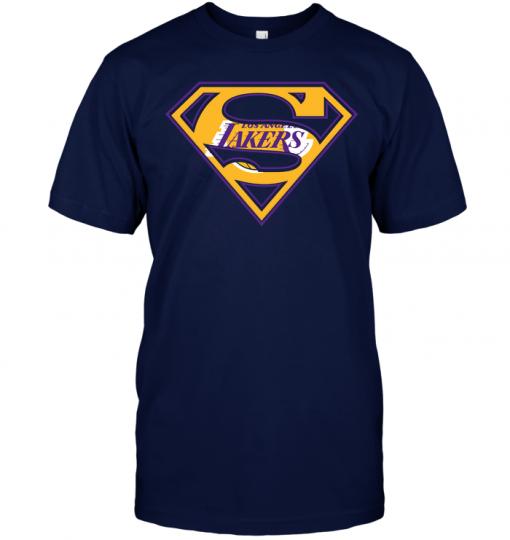 Superman: Los Angeles Lakers