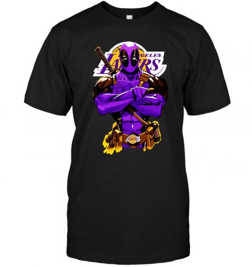 Giants Deadpool: Los Angeles Lakers