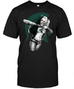 Harley Quinn: Michigan State Spartans