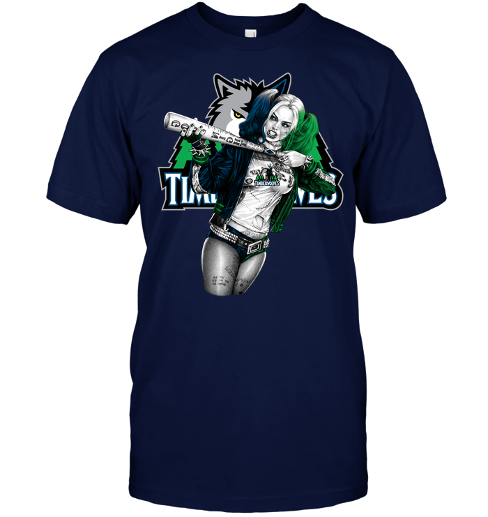 Harley Quinn: Minnesota Timberwolves