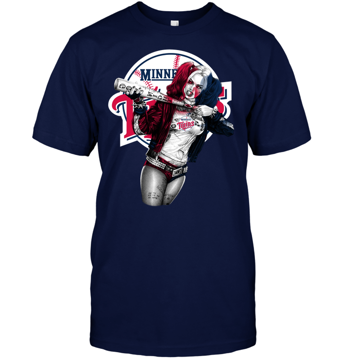 Harley Quinn: Minnesota Twins
