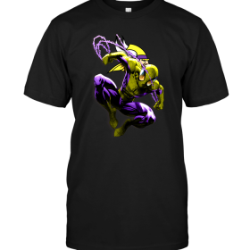 Spiderman: Minnesota Vikings