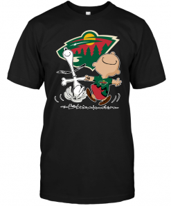 Charlie Brown & Snoopy: MinnesCharlie Brown & Snoopy: Minnesota Wildota Wild