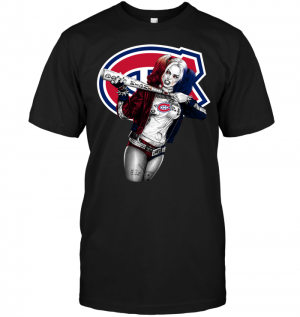Harley Quinn: Montreal Canadians