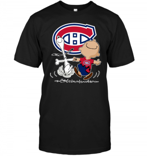 Charlie Brown & Snoopy: Montreal Canadians