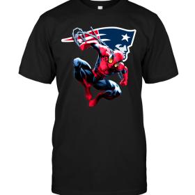 Spiderman: New England Patriots