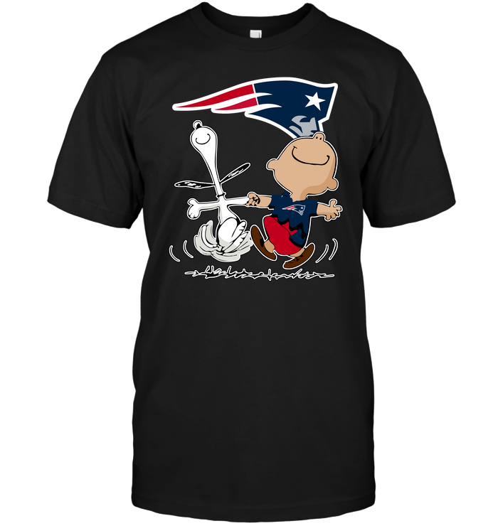 Charlie Brown & Snoopy: New England Patriots