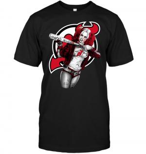 Harley Quinn: New Jersey Devils