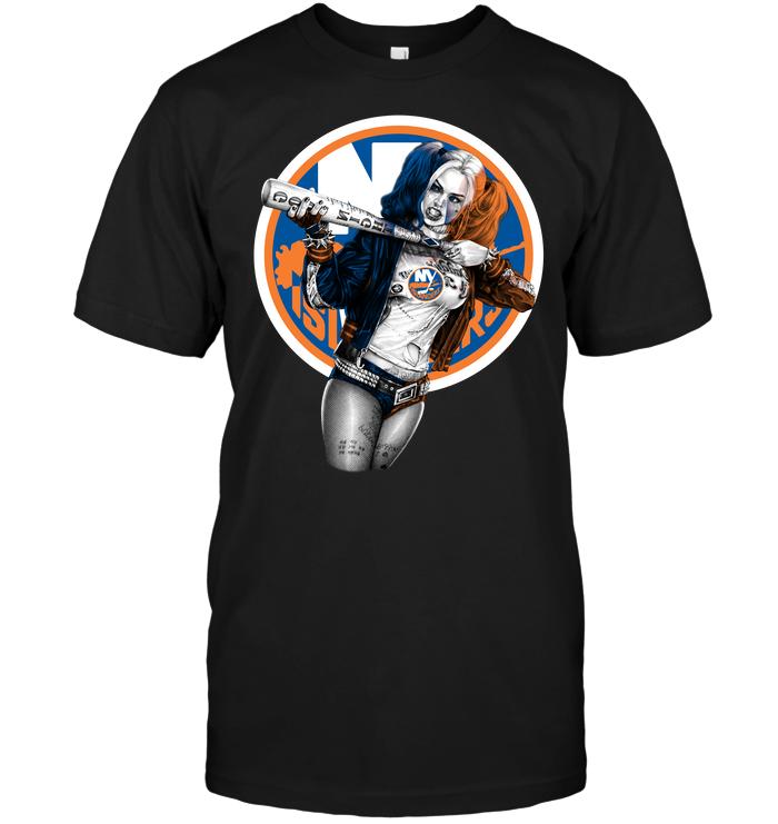 Harley Quinn: New York Islanders
