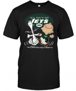 Charlie Brown & Snoopy: New York Jets