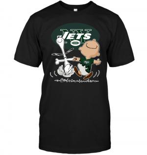 Charlie Brown & Snoopy: New York Jets