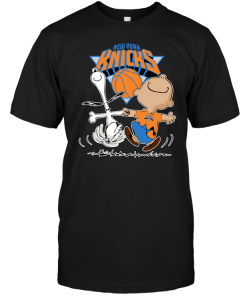 Charlie Brown & Snoopy: New York Knicks