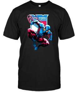 Spiderman: New York Rangers
