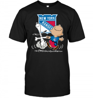 Charlie Brown & Snoopy: New York Rangers