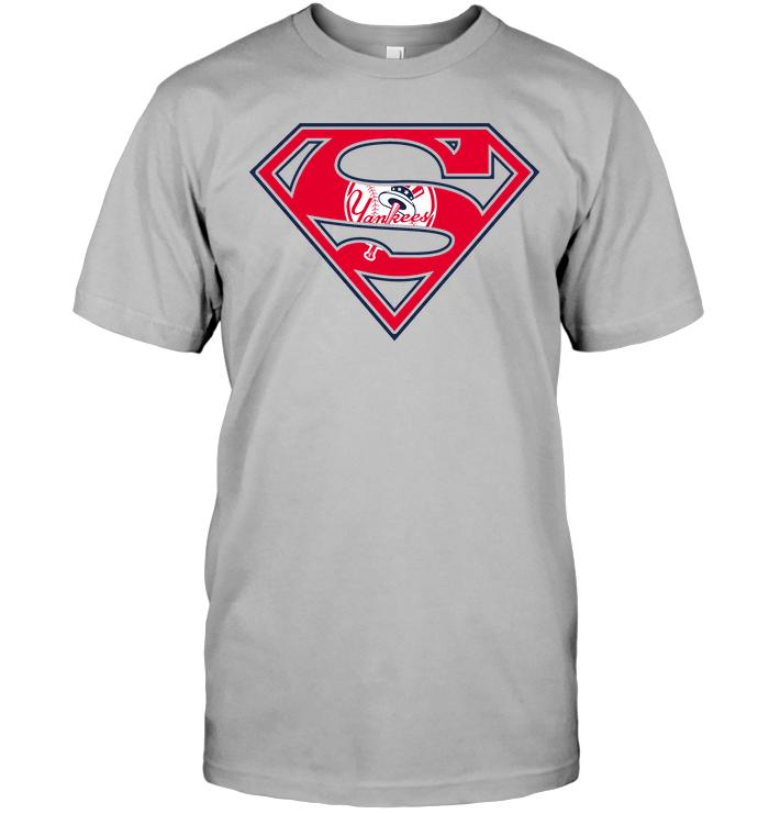 716e3415 Superman: New York Yankees T-Shirt - Buy T-Shirts | TeeNaviSport