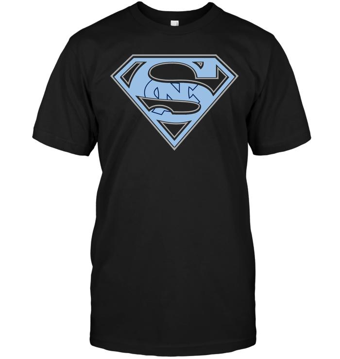 Superman: North Carolina Tar Heels