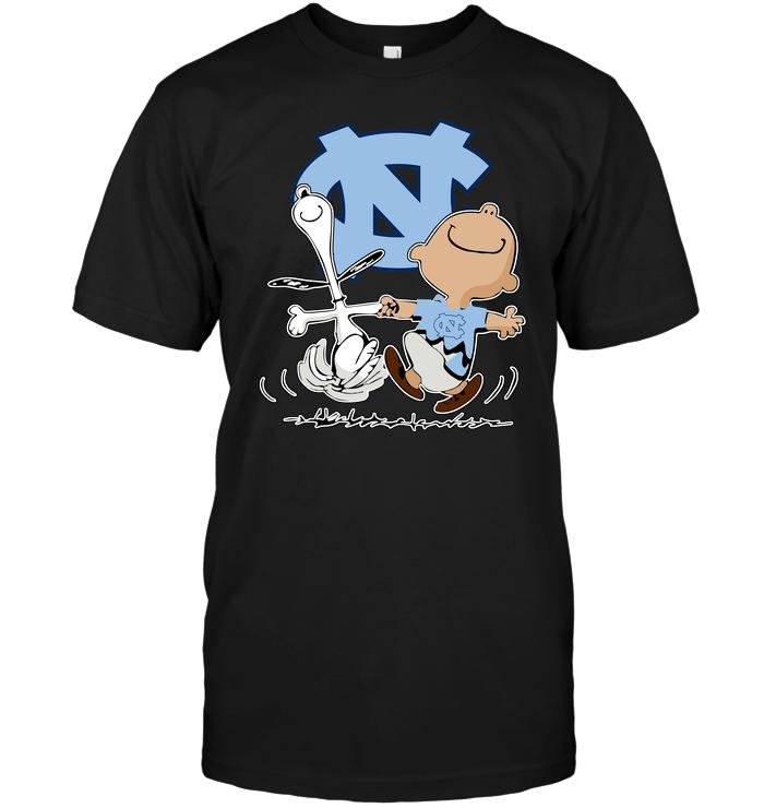 Charlie Brown & Snoopy: North Carolina Tar Heels