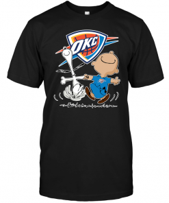 Charlie Brown & Snoopy: Oklahoma City Thunder