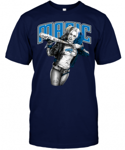 Harley Quinn: Orlando Magic