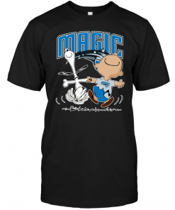 Charlie Brown & Snoopy: Orlando Magic