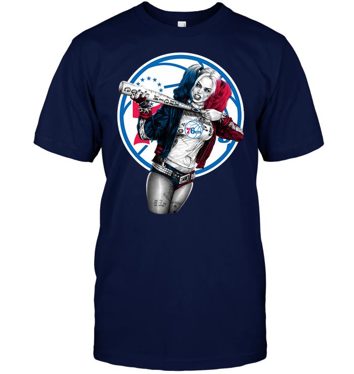 Harley Quinn: Philadelphia 76ers