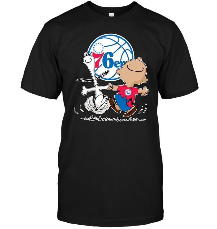 Charlie Brown & Snoopy: Philadelphia 76ers
