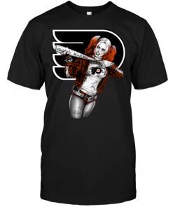 Harley Quinn: Philadelphia Flyers