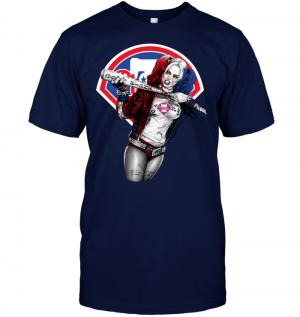 Harley Quinn: Philadelphia Phillies