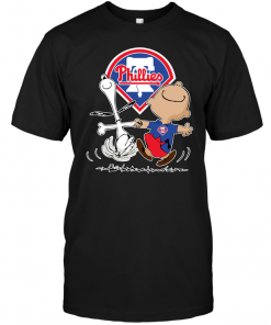 Charlie Brown & Snoopy: Philadelphia Phillies