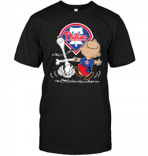 Charlie Brown & Snoopy: Philadelphia Phillies