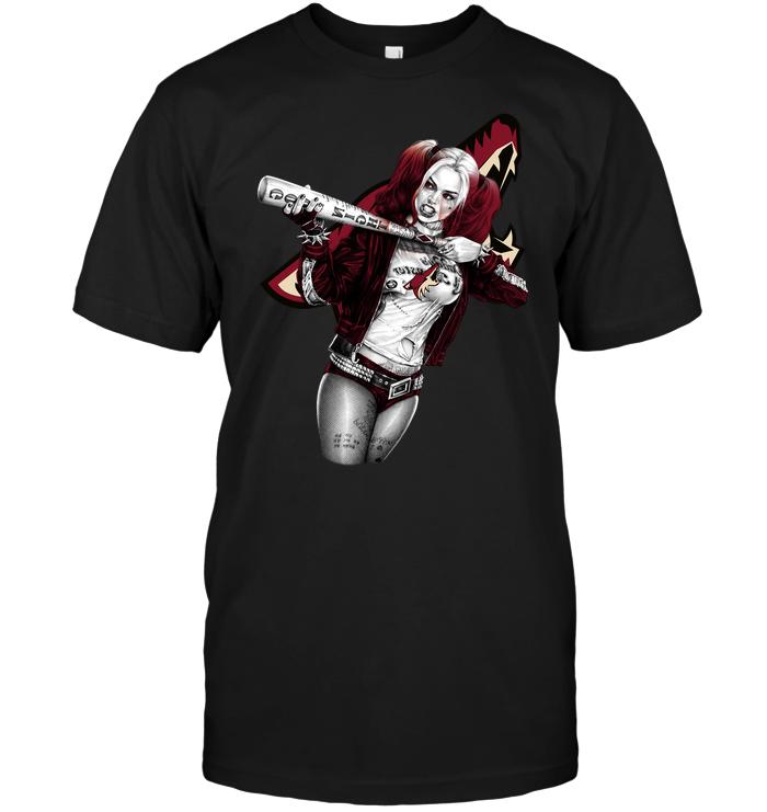 Harley Quinn: Phoenix Coyotes