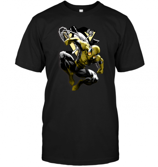 Spiderman: Pittsburgh Penguins