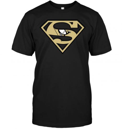 Superman: Pittsburgh Penguins