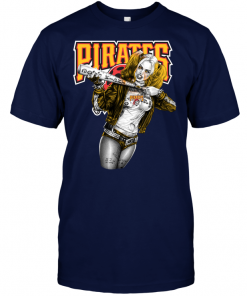 Harley Quinn: Pittsburgh Pirates