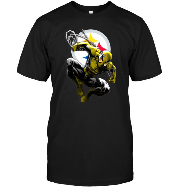 Spiderman: Pittsburgh Steelers