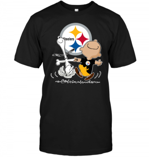 Charlie Brown & Snoopy: Pittsburgh Steelers