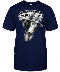 Harley Quinn: San Antonio Spurs