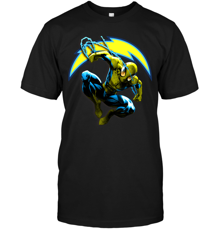 Spiderman: San Diego Chargers