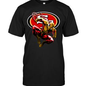 Spiderman: San Francisco 49ers
