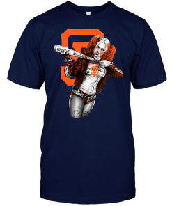 Harley Quinn: San Francisco Giants