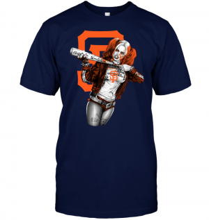 Harley Quinn: San Francisco Giants