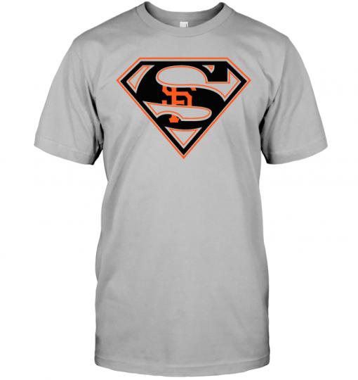 Superman: San Francisco GiantsSuperman: San Francisco Giants