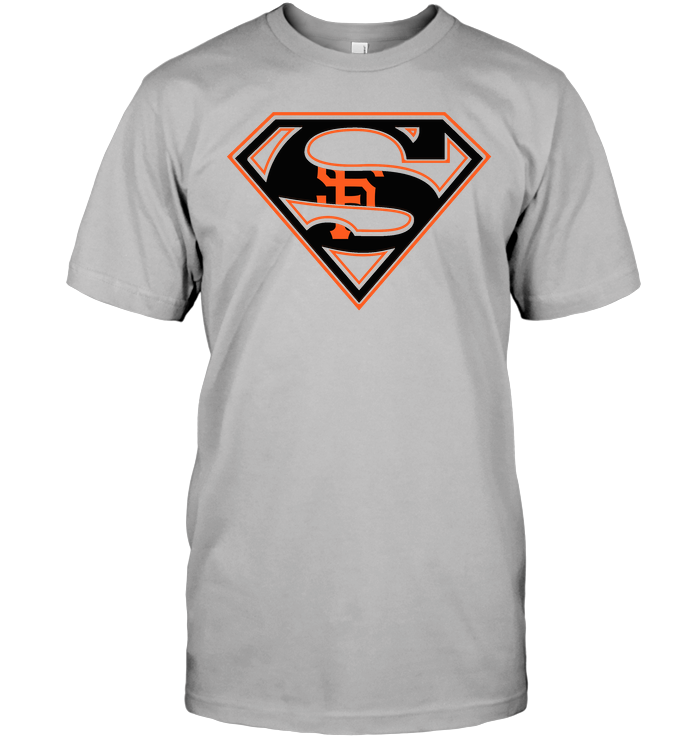 quality design b43fb 53ffa Superman: San Francisco Giants